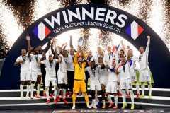 Kalahkan Spanyol 2-1, Prancis juara UEFA Nations League 2021